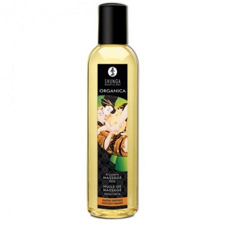 Organica Almond Sweetness - Likbare Massageolie