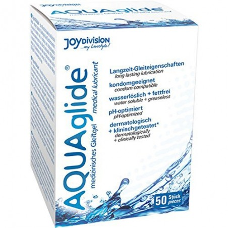 AQUAglide Waterbasis Glijmiddel - 50 Zakjes