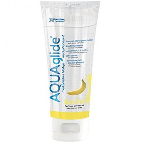 AQUAglide Glijmiddel Banaan - 100 ml